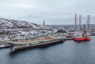 """Адмирал Кузнецов"": модернизация с европейским акцентом"